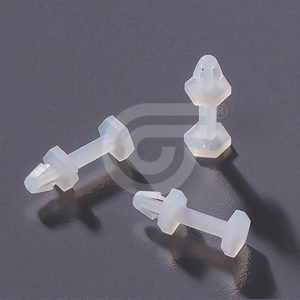 Giantlok PCB SUPPORTS,MINI CARD SPACER,POLYAMIDE, 4.1MM SPACING HEIGHT