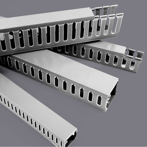 Slotted/ Solid Wall Wiring Ducts