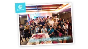 2020 Giantlok Thailand Thank you Party